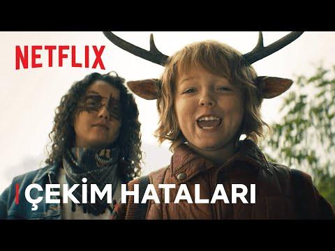 Sweet Tooth   Eğlenceli Çekim Hataları   Netflix
