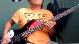 Sinmigo cover bass (tabs)