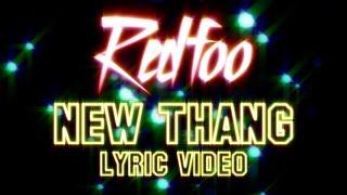 Redfoo - New Thang (Lyric Video)