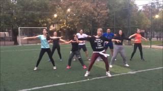 Súbeme la Radio - Enrique Iglesias FT. Zion & Lennox - Romy Sibel Zumba - coreografia - choreography