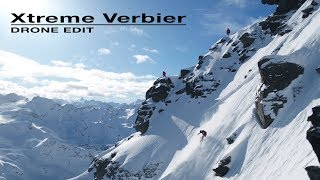Xtreme Verbier 2018 - FWT finals - Drone aerial footage