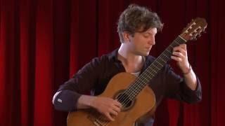 Yann Tiersen - Comptine d'un autre été (guitar version) played by Sascha Nedelko Bem