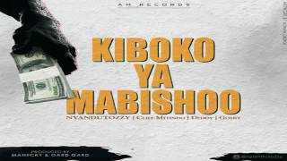 NYANDU TOZZY   KIBOKO YA MABISHOO Ft CLIFF MTINDO, DEDDY & GOSBY 640x360