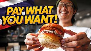 His Burger is UNBELIEVABLE (Best in Bangkok) width=