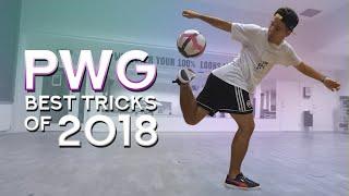 PWG - BEST TRICKS OF 2018