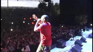 Ludacris at KUBE 93 Summer Jam