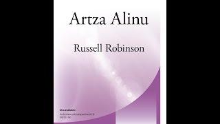 Artza Alinu (2pt) - Russell Robinson