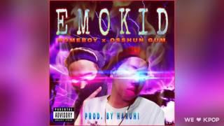 HOMEBOY  -  Emokid (feat. Osshun Gum) (prod. by Haruhi)