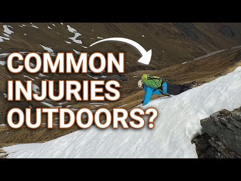 Common Injuries & Managing The Cold For Portable Radio Operators