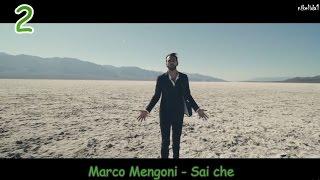 MY TOP 10  ITALIAN SONGS 2016 (PART 2)