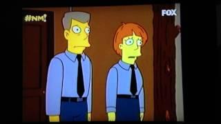 Los Simpsons Na Na Na Na Na Líder !