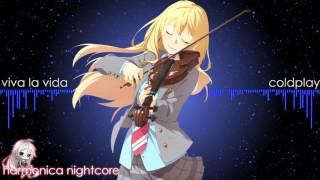 Nightcore - Viva La Vida