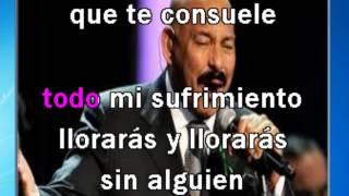 Karaoke - Lloraras - Oscar de Leon