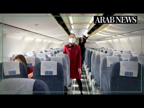 Few passengers bound for Wuhan amid virus lockdown