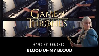"Game of Thrones - Blood of My Blood [Full ""Orchestra"" Cover] (Tutorial in description)"