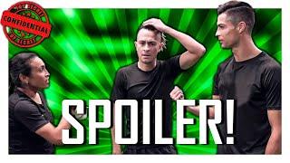 Top 10 - Spoiler do desafio com CRISTIANO RONALDO e MARTA!