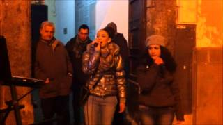 """Marika Cecere e Federica Raimo_ """"Lady Marmellade"""" ( Festa di Natale.. Ottaviano prov Napoli)"""