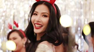 MISS UNIVERSE VIETNAM: MERRY CHRISTMAS & HAPPY NEW YEAR