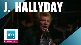 "Johnny Hallyday "" Hey lovely lady "" (live) 