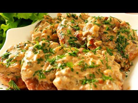 Биточки по-Селянски(Украинская кухня)Супер Рецепт нежных куриных котлет