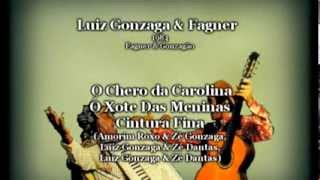 Fagner & Gonzagão - Chero da Carolina/Xote das Meninas/Cintura Fina - Luiz Gonzaga & Fagner - 1984