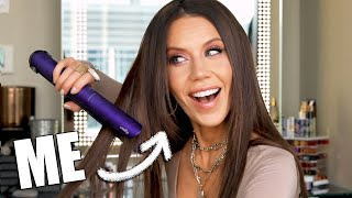 Who's DUMB ENOUGH to SPEND $500 on a DYSON FLAT IRON?