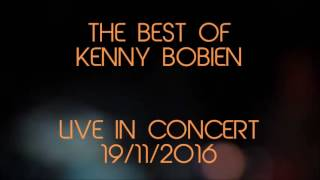 LIVE IN CONCERT - Kenny Bobien, Lillo Thomas, Stephanie Cooke - 19 Nov 2016