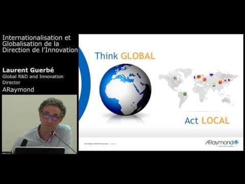 Internationalization of Innovation