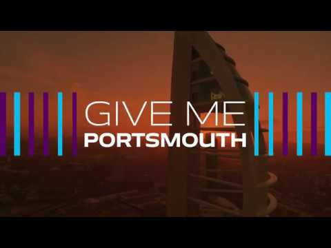 Shape a future to be proud of at the University of Portsmouth