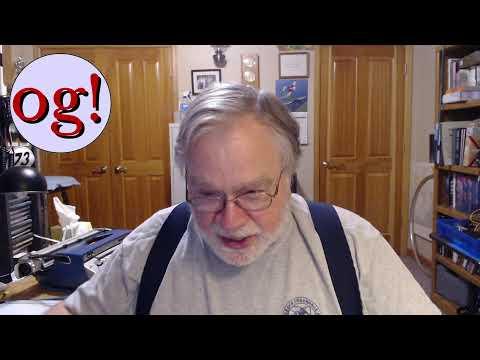 KE0OG Dave Casler Live Stream 18 Feb 2021