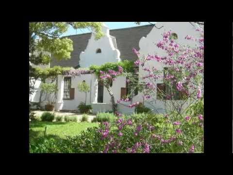 historical Cape Dutch guesthouse in Somerset West, South Africa for sale
