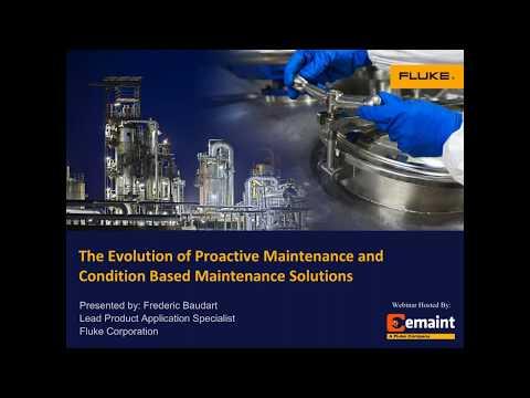 Best Practices Webinar: The Evolution of Proactive Maintenance