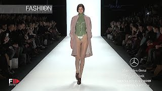 MARINA HOERMANSEDER Fall 2014 Berlin - Fashion Channel