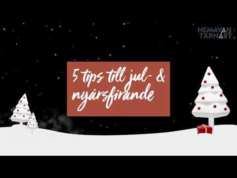 Fira jul i Hemavan Tärnaby