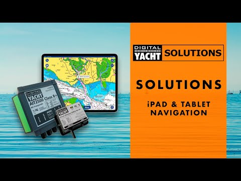 iPad and Tablet Navigation Solution - Digital Yacht