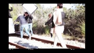 Emily Lady - Lola - Making of du clip