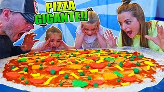 PIZZA GIGANTE!!