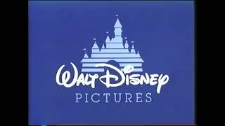 Walt Disney Pictures (1998) -  Lady and the Tramp (1955) (1994 variant version)