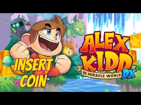 El Remake: Alex Kidd in Miracle World DX (2021)