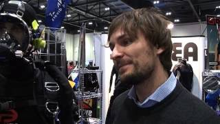 LIDS 2014: Scubaverse talks with Luca Gamberini from Ocean Reef