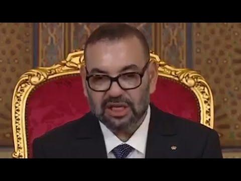 الملك محمد السادس ينكح اللغة العربية نكحاً جما