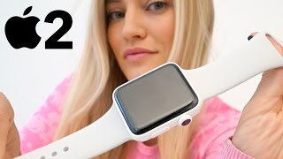 Ceramic Apple Watch Series 2 Unboxing | Review | iJustine