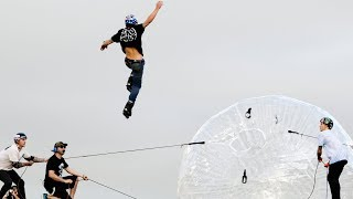 10 Epic Nitro Circus Zorb Fails