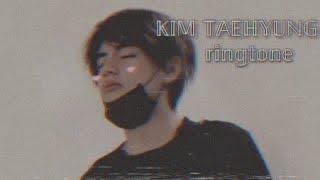 KIM TAEHYUNG RINGTONE