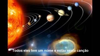 os planetas - musica