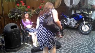 Ukrayna'da muhteşem sokak müzikleri ( Ukraine live street music )