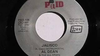 AL DEAN JALISCO PAID RECORDS 1967