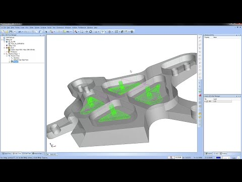Helical Lead In - BobCAD-CAM Quick Tips