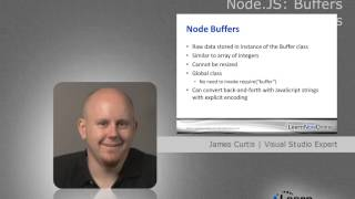 Trailer for Node.JS: Buffers and Servers
