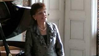 Franz Schubert: Erstarrung (Winterreise)